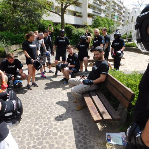 Instinct Intro Seminar am 08.05.2016 @THE-HOME.BERLIN - Krav Maga