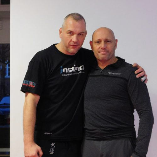 Protect Expert Educational Program - Krav Maga Instructor Development Course by Itay Gil - with Benny Meyer - HOMIE BERLIN