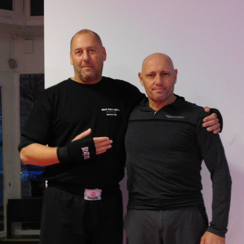 Protect Expert Educational Program - Krav Maga Instructor Development Course by Itay Gil - with Gerd Schürenberg - Moers