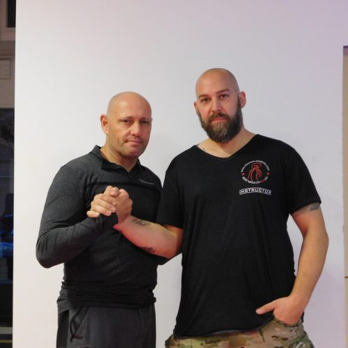 Protect Expert Educational Program - Krav Maga Instructor Development Course by Itay Gil - with Mario Günther - Ahrensfelde