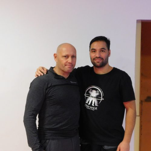 Protect Expert Educational Program - Krav Maga Instructor Development Course by Itay Gil - with Varol Agan - Hamburg