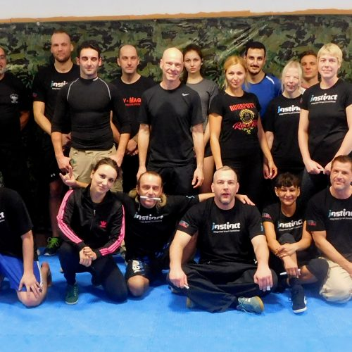 Kubotan-Seminar am 05.11.2016 @THE-HOME.BERLIN