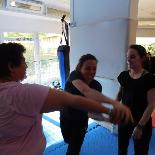 Krav Maga Seminar - Protect your family&friends
