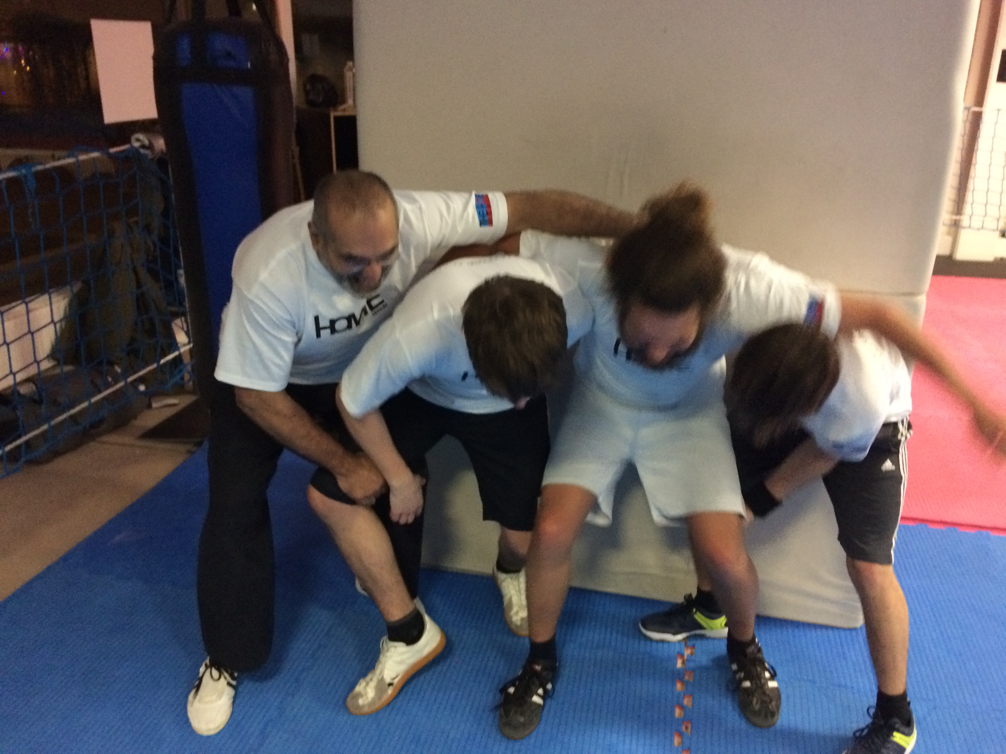 Krav Maga - Intensive Qualification Seminar