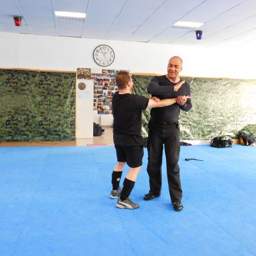 Protect Krav Maga Instructor Course mit Itay Gil in Berlin